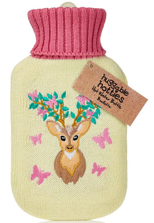 Hot Water Bottle Deer