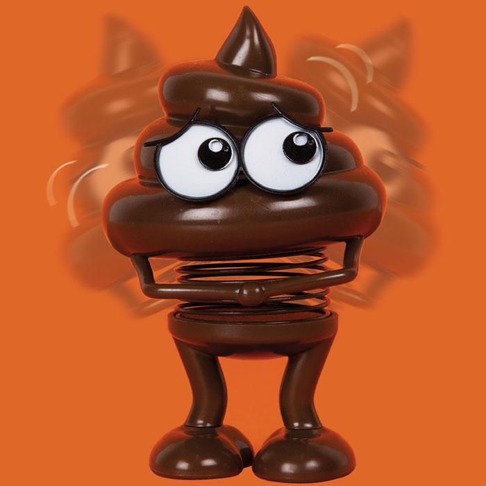 Poo Bobblehead
