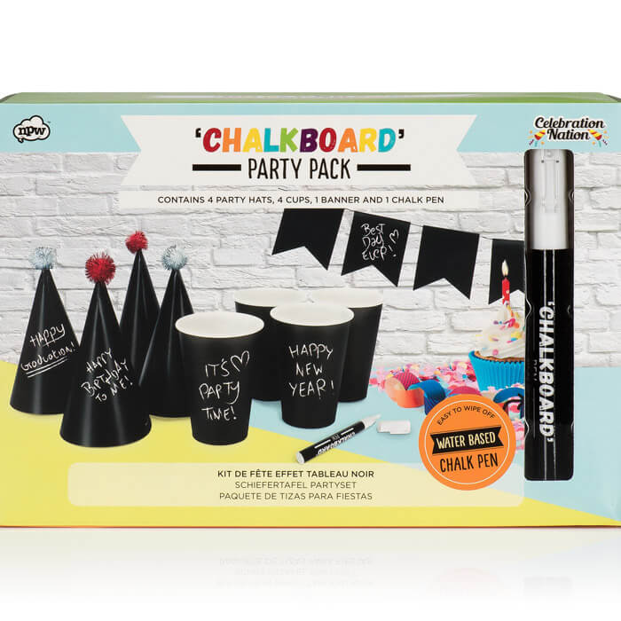 Chalkboard Party Pack