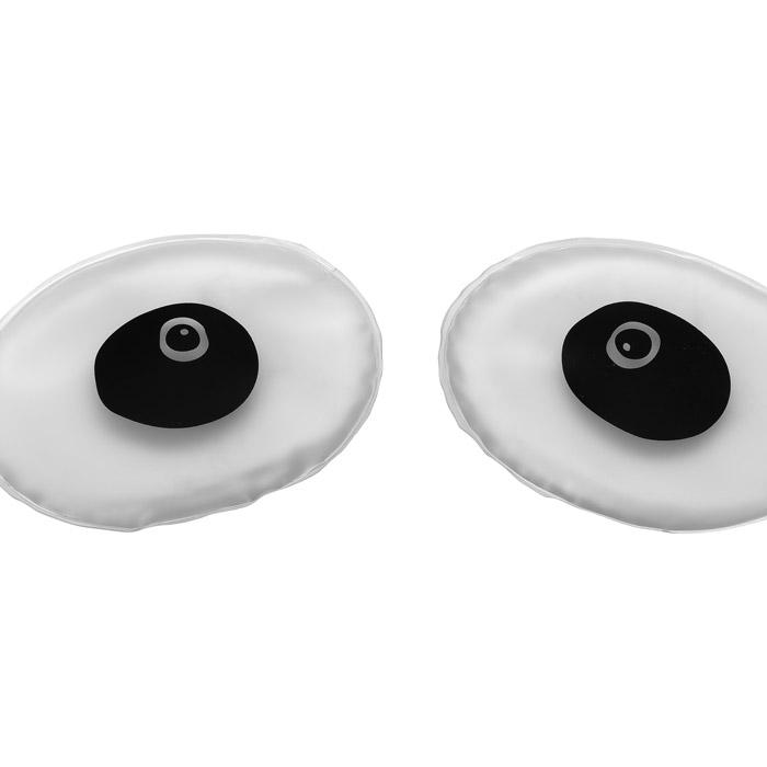 Dischetti Rinfrescanti per gli Occhi - Panda