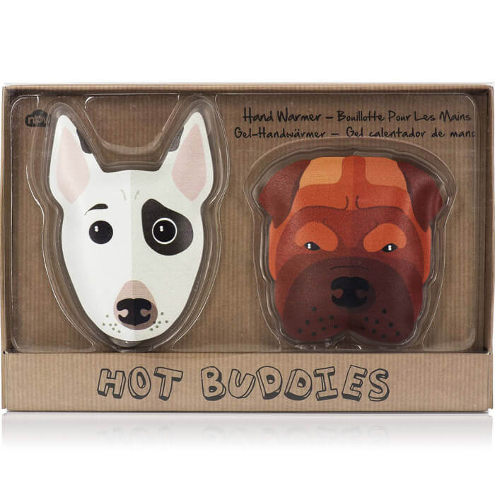 Dog Duo Hand Warmers