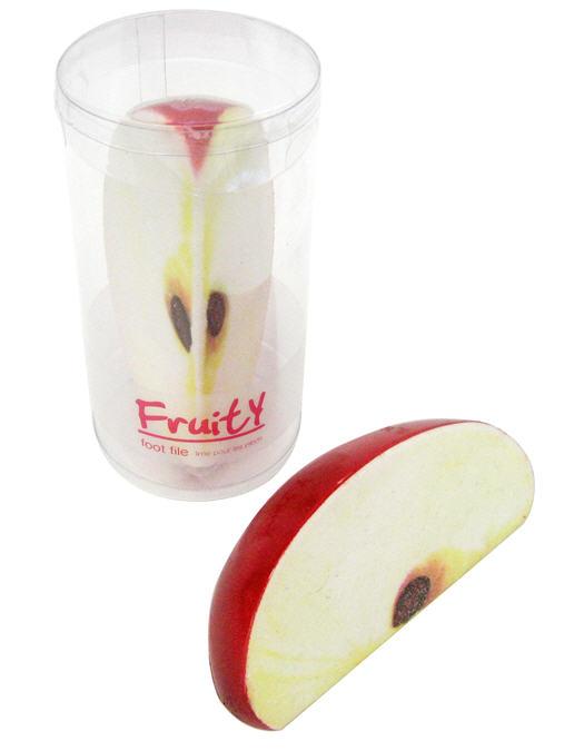 Fuss Feile Apfel