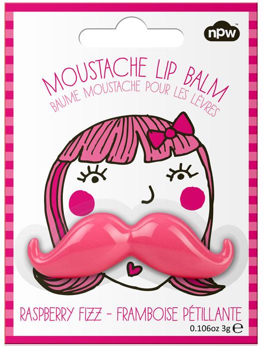 Moustache Lip Balm Pink