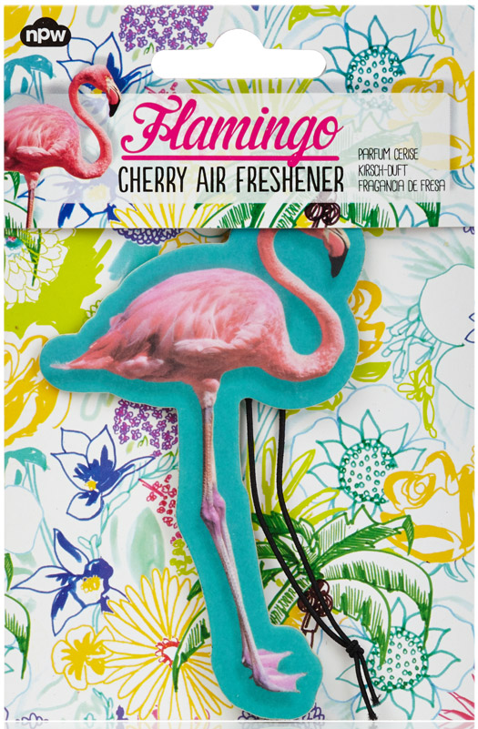 Flamingo Air Freshener