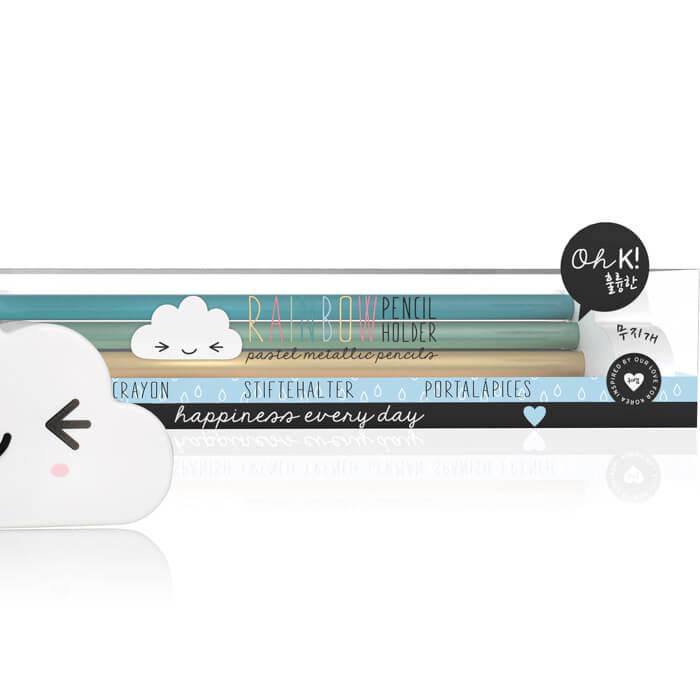Pencil Holder Cloud