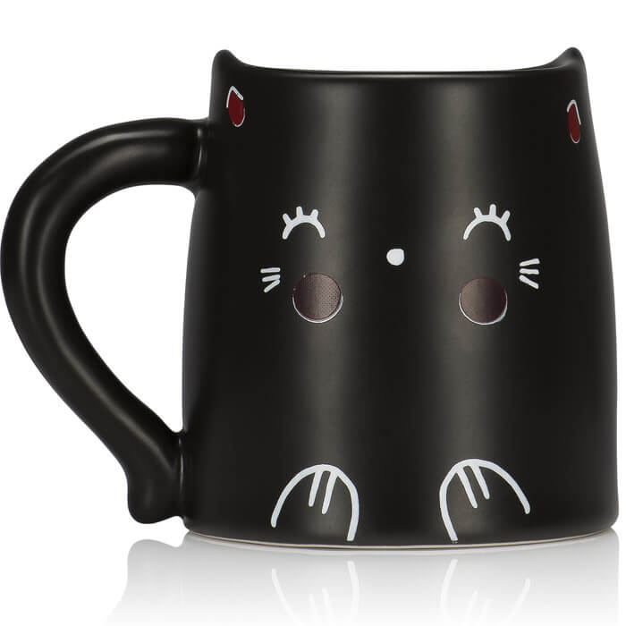 Oh K! Mug Thermosensible Chat