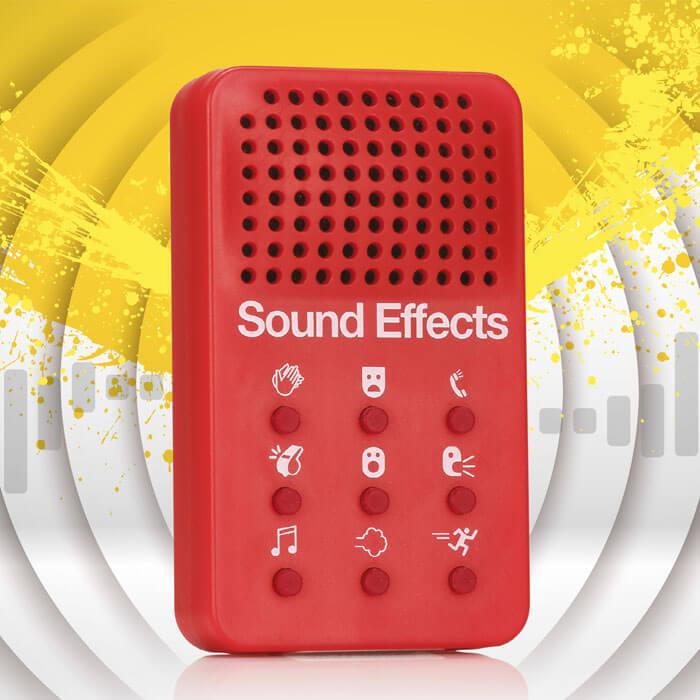 Sound Machine mit 16 Geräuschen