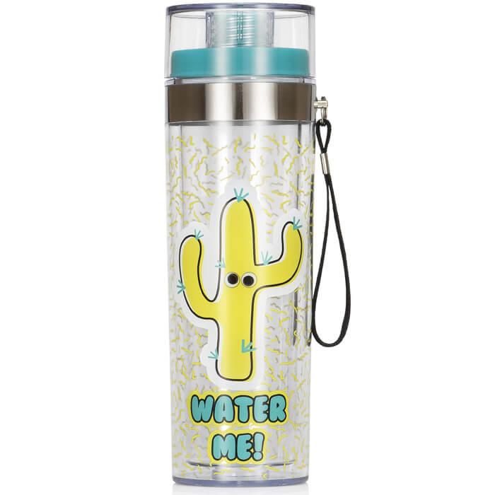 Kaktus Trinkflasche