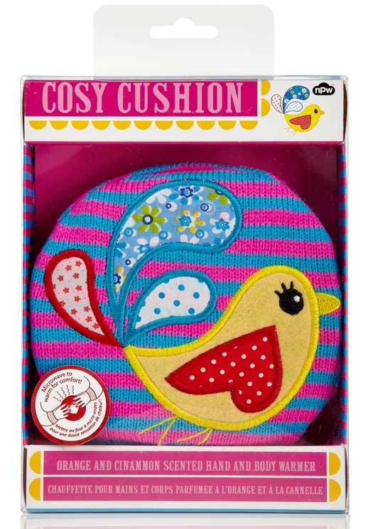 Cosy Cushion Birdy