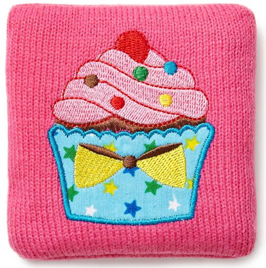 Wärmekissen Cupcake
