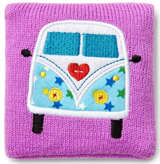Cosy Cushion Campervan