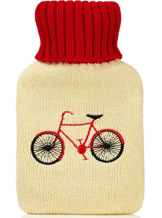Huggable Hottie Hot Water Bottles - Bicycle