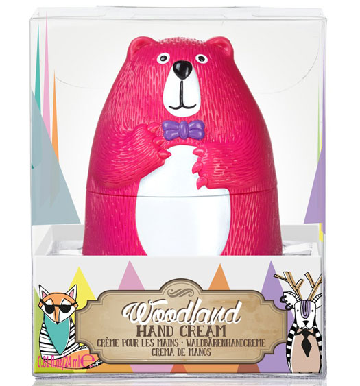 Woodland Bear Hand Cream