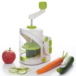 Fruit and Vegetable Spiralizer