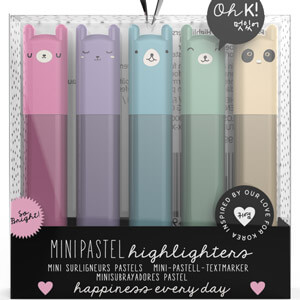 Oh K! Mini Highlighters