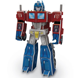 Transformers Build Your Own Optimus Prime