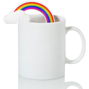 Over The Rainbow Tea Infuser