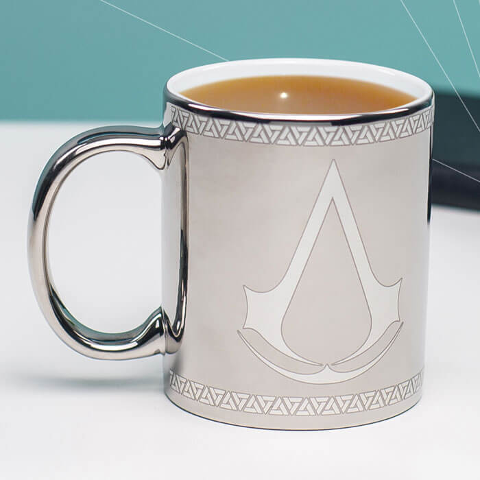 Mug Chromé Assassins Creed