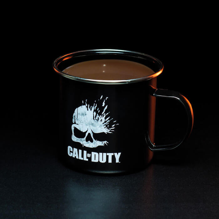 Call Of Duty Metal Mug