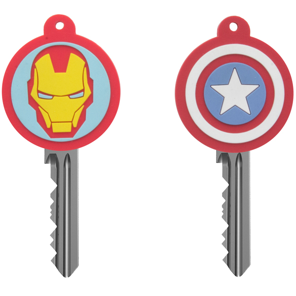 Captain America: Civil War Key Covers