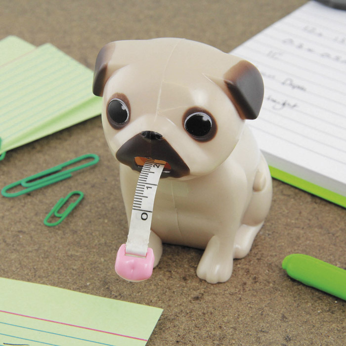 Pug Tape Measure