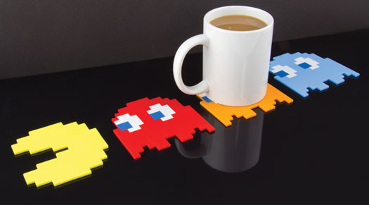 PAC-MAN Coasters