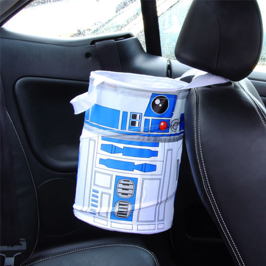 R2-D2 Auto Mülleimer