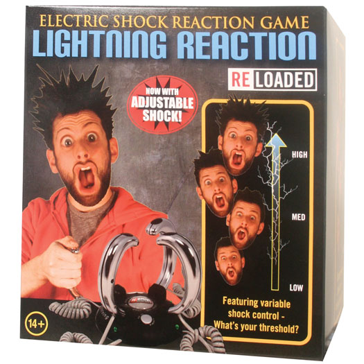 Schockspiel Lightning Reaction