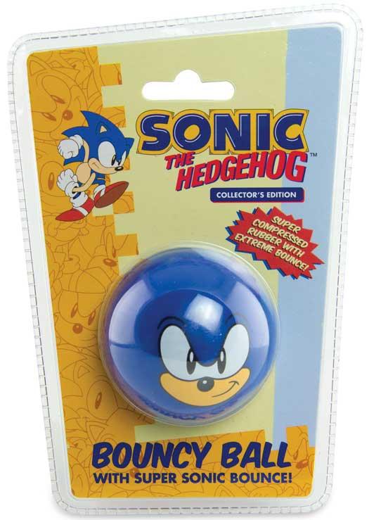 Sonic The Hedgehog Bouncy Ball