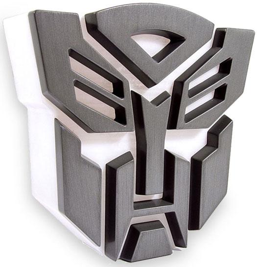 Transformers Tischleuchte