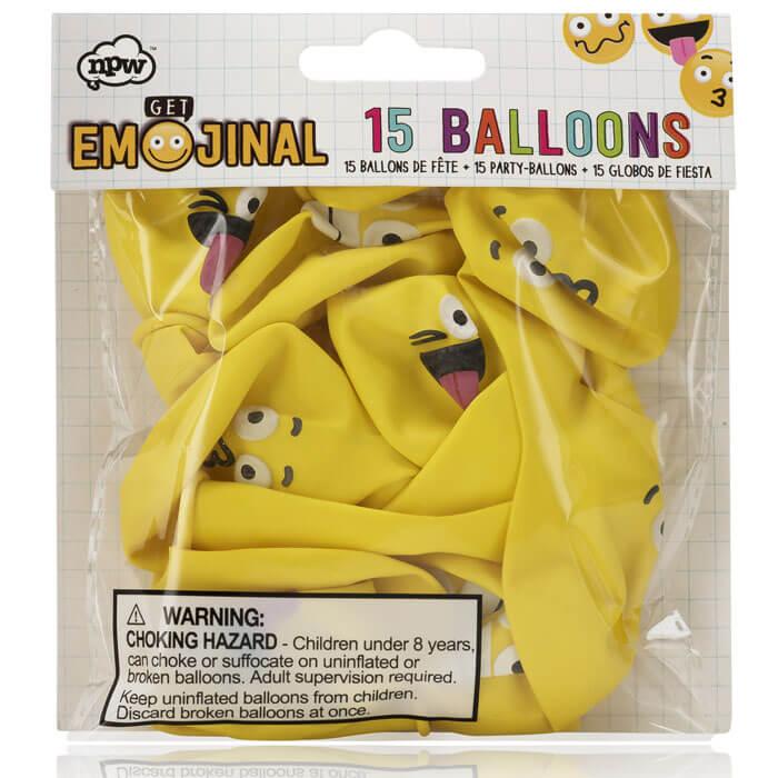 Get Emojinal Balloons