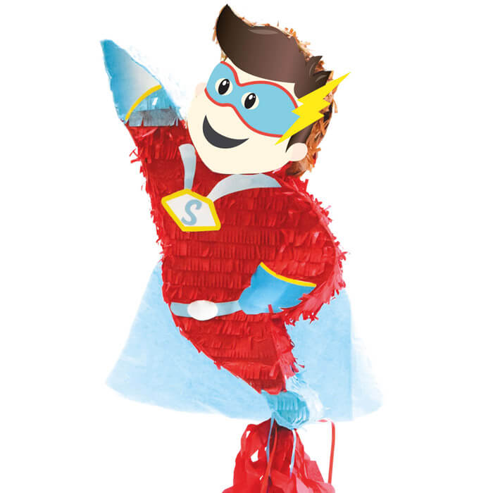 Pentolaccia Supereroe