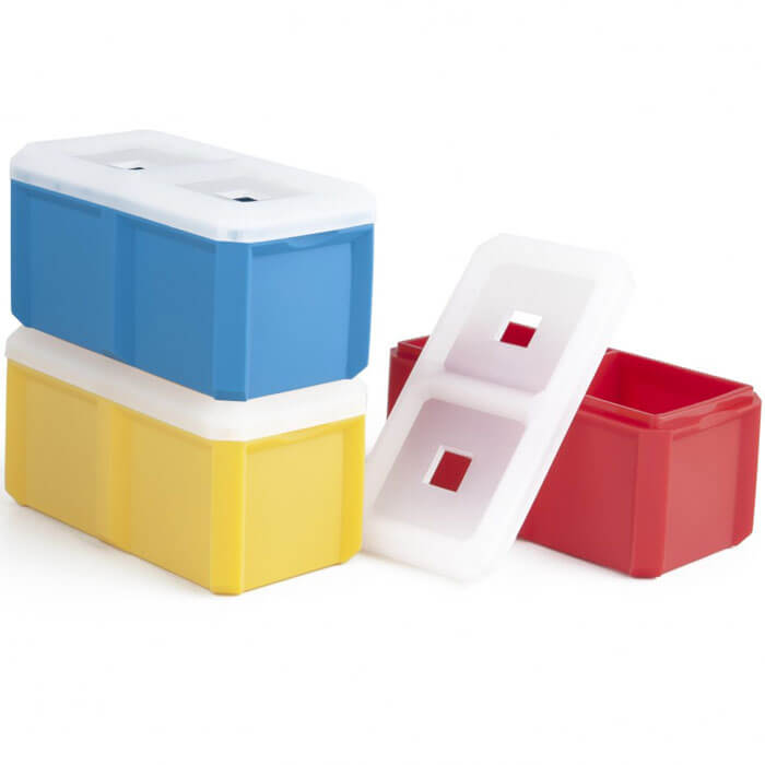Stackable Extra-large Ice Moulds