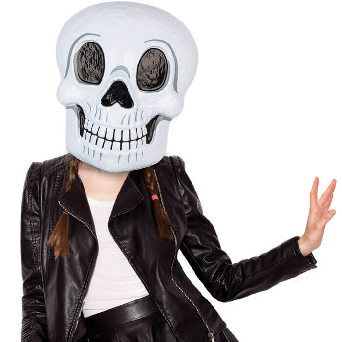 The Gigantic Skull Mask