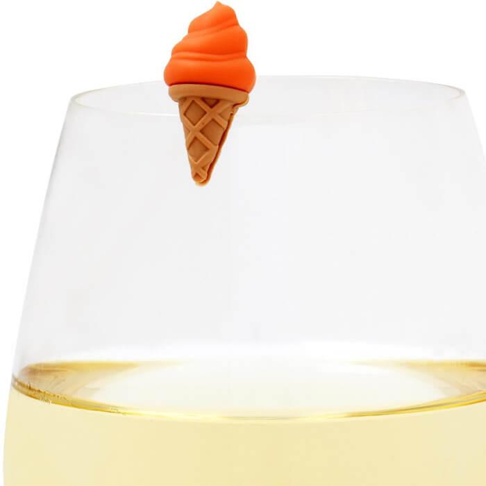 Ice Cream Glass Markers