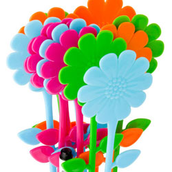 Set of 12 Plant Markers Vigar