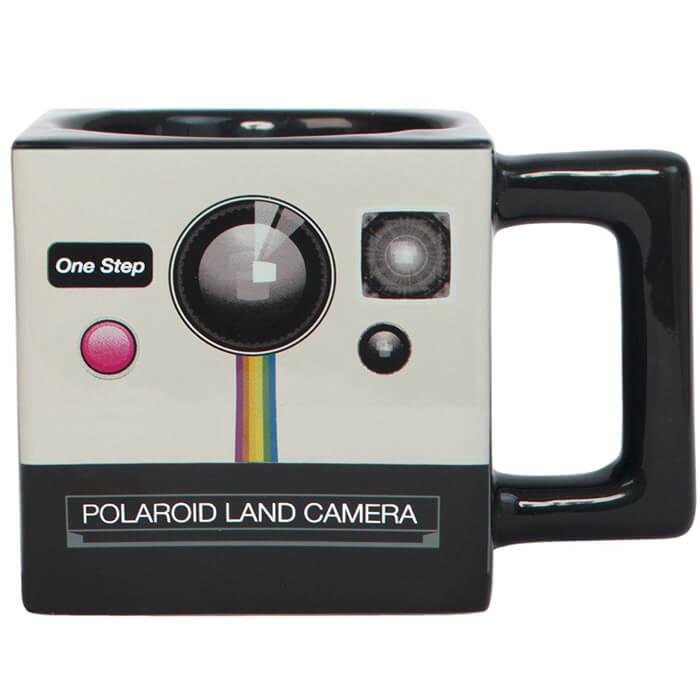 Mug Appareil Photo Polaroid