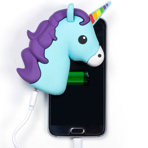 Unicorn Emoji Charger