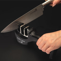 Master Class Three Stage Knife Sharpener