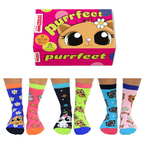 Purrfect Socks Gift Set