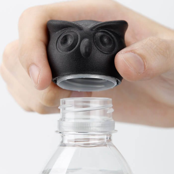 Thirsty Owl Bottle Opener and Cap