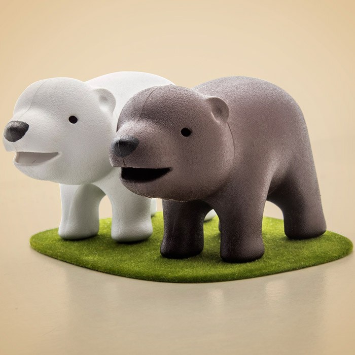 Brother Bear Salt and Pepper Shaker