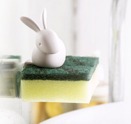 Schwammhalter Kaninchen