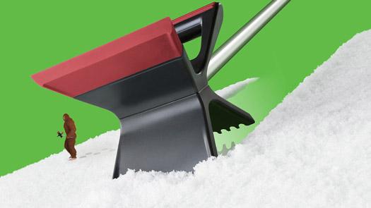Thor Ice scraper