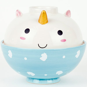 Unicorn Ramen Bowl