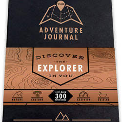 Scratch Map Adventure Journal