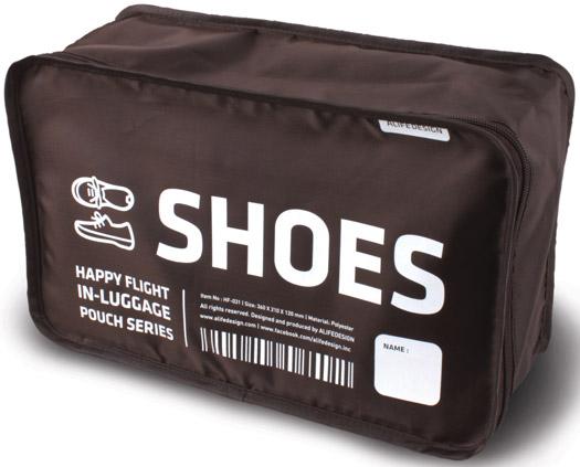 Reisetasche für Schuhe