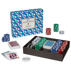 Ridley's Games Texas Hold 'Em Poker Set