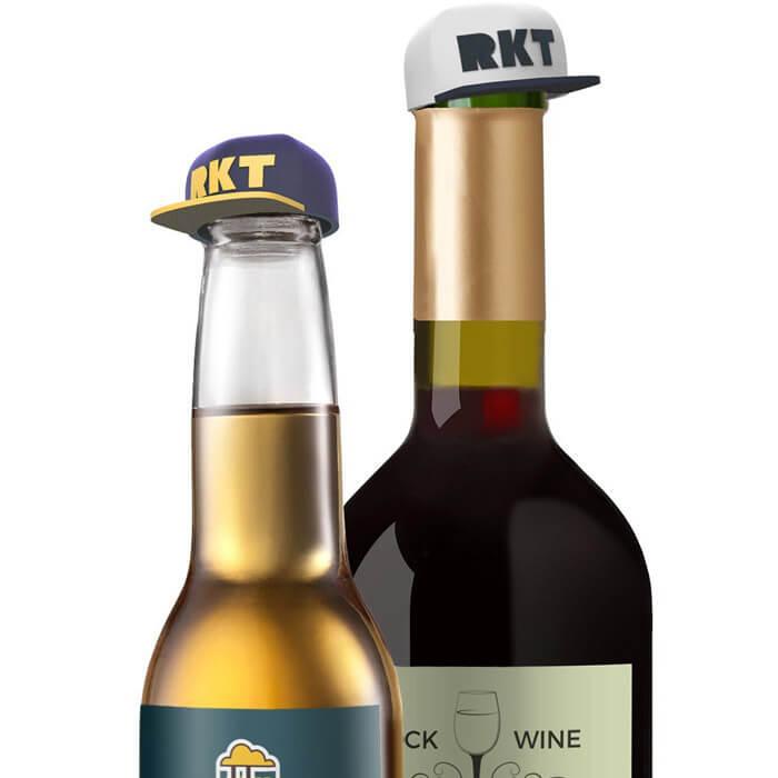 The Snapcaps Bottle Caps