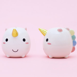 Unicorn Salt & Pepper Shaker